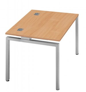 Fraction Bench Single 120 Starter Workstation - Beech