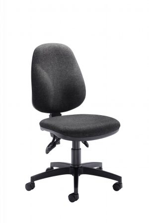 Concept High Back Deluxe Tilt Chair - Charcoal