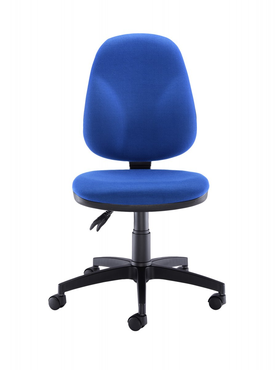Concept High Back Operator Chair - Royal Blue