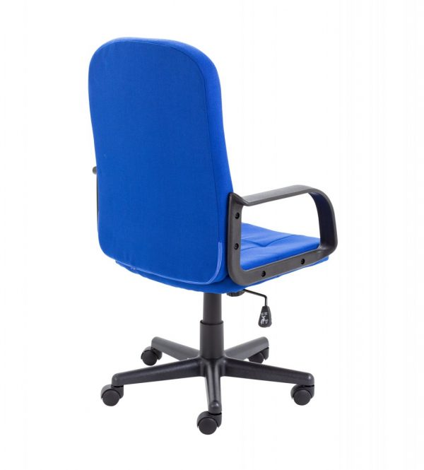 Jack II Executive Fabric High Back Chair - Royal Blue