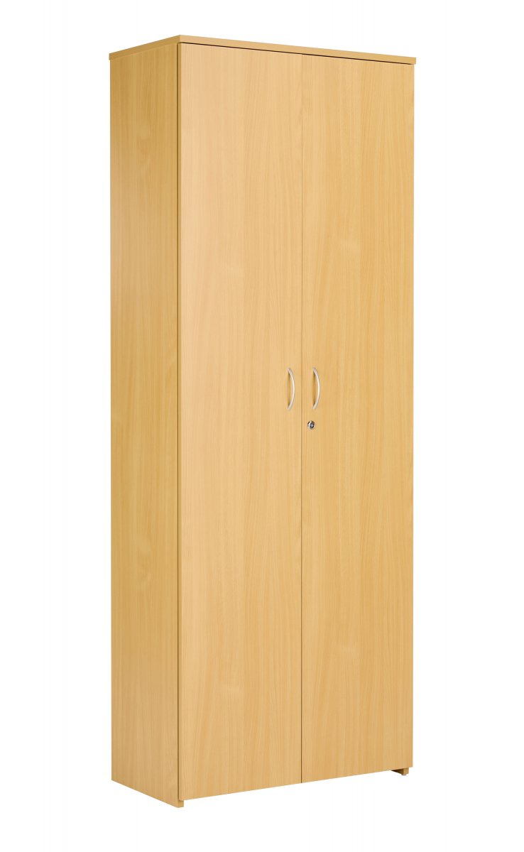 Eco 18 Premium Cupboard inc. 4 Shelves - Oak