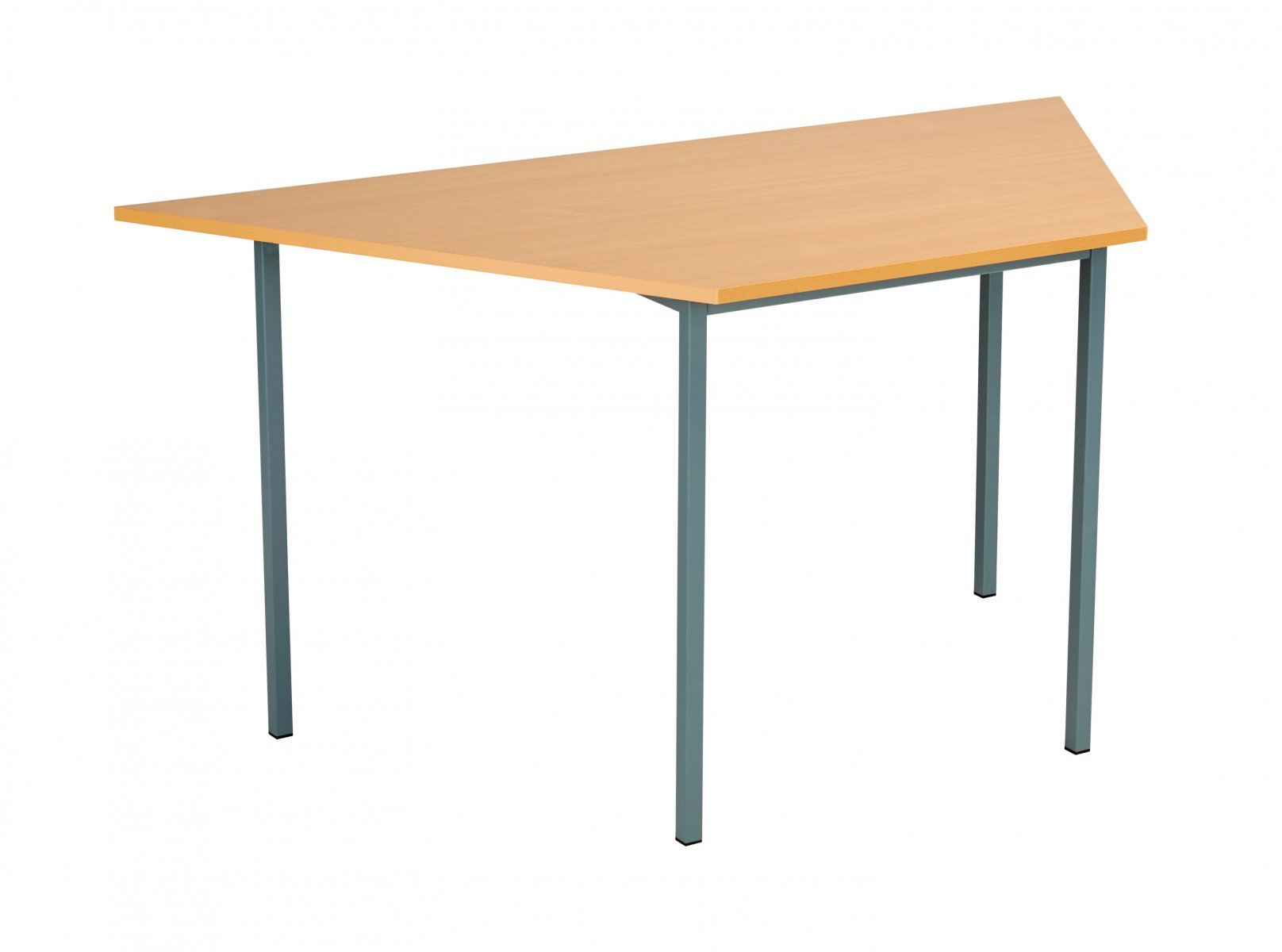 Eco 18 Trapezoidal 150 Multi-Purpose Table - Beech