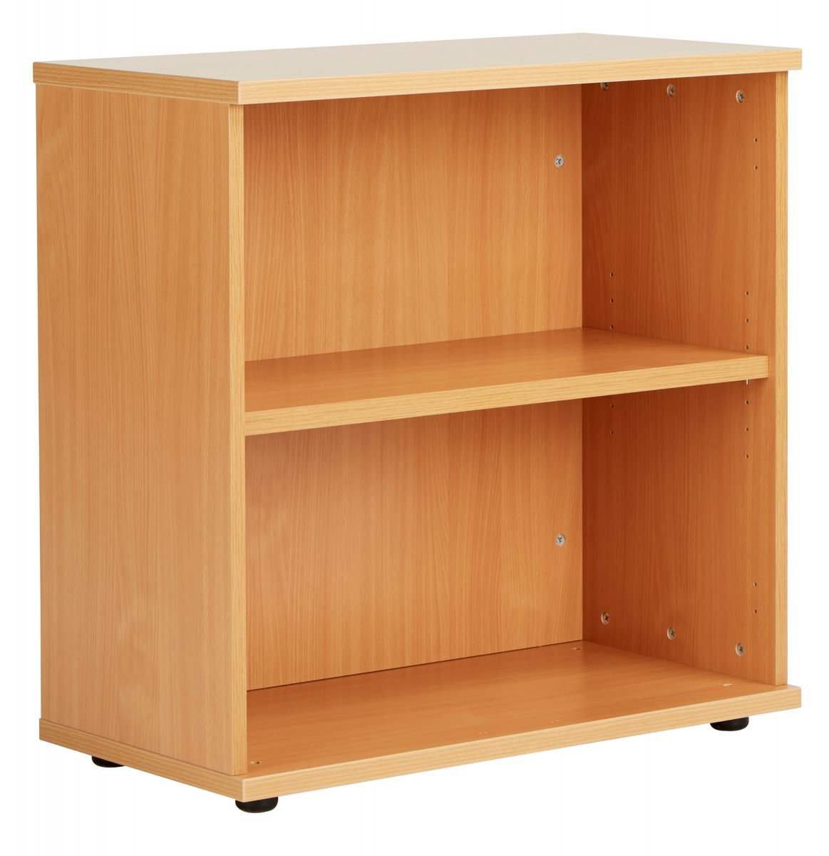 Fraction Plus 80 Bookcase inc. 1 Shelf - Beech
