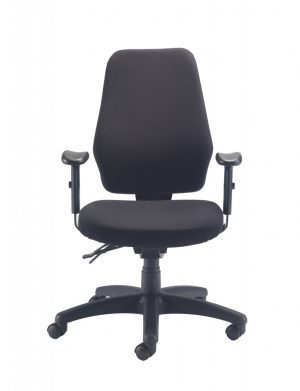 Call Centre High Back Posture Chair - Charcoal