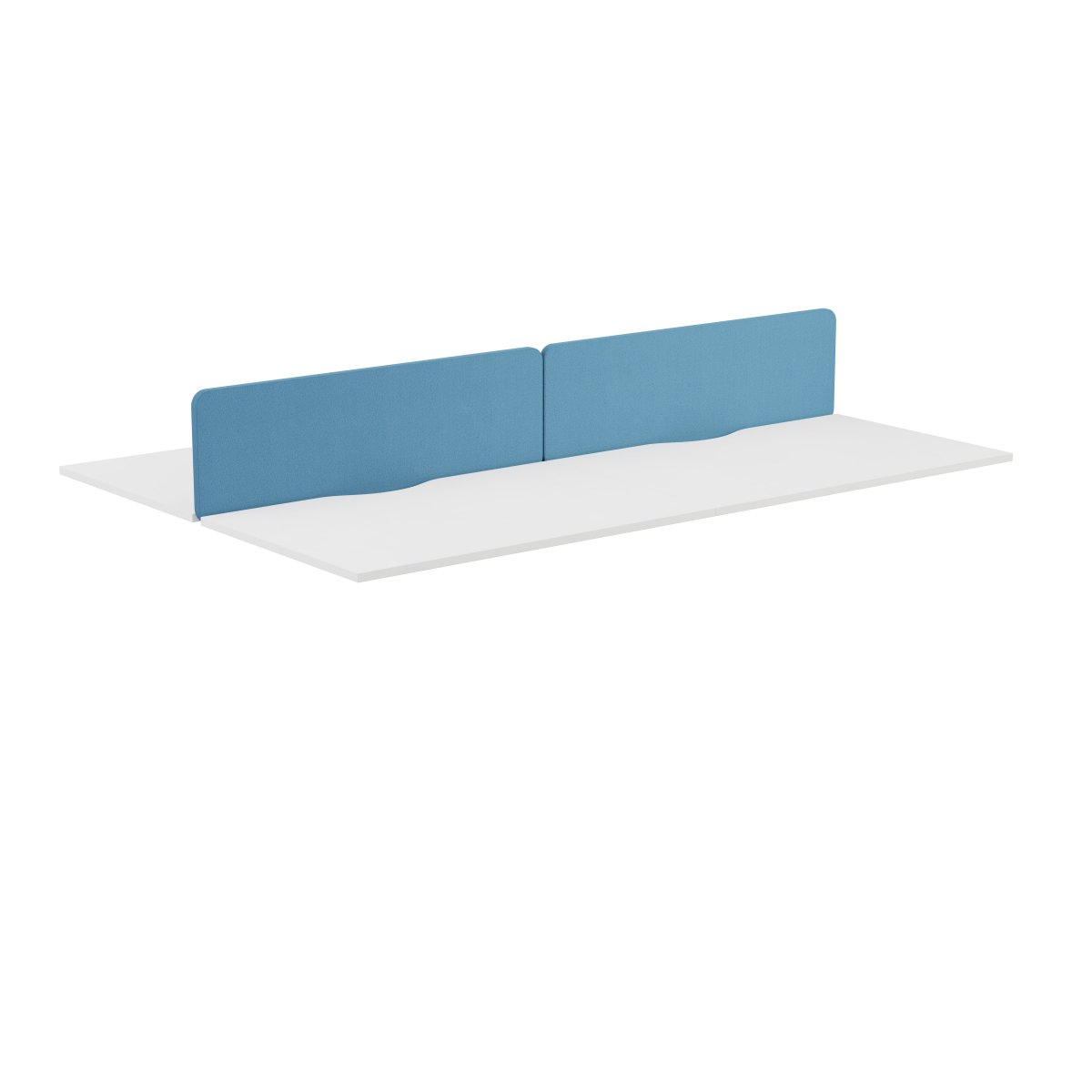 Elco Straight Screen - 1400W X 380H Band 1