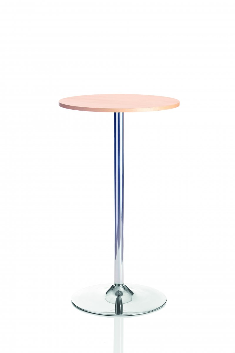 Astral 600 Table With Trumpet Frame Beech