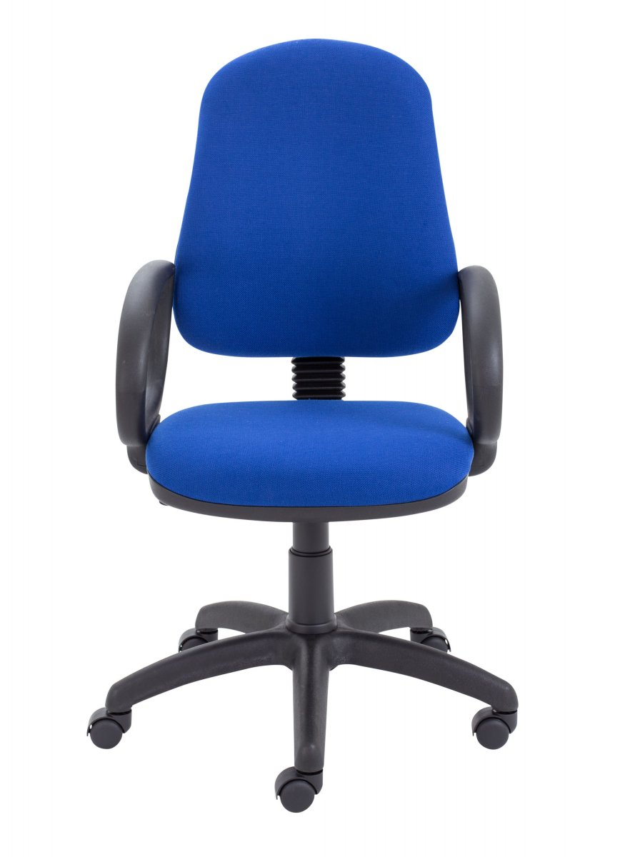 Calypso 2 Single Lever Fixed Back + Fixed Arms Royal Blue