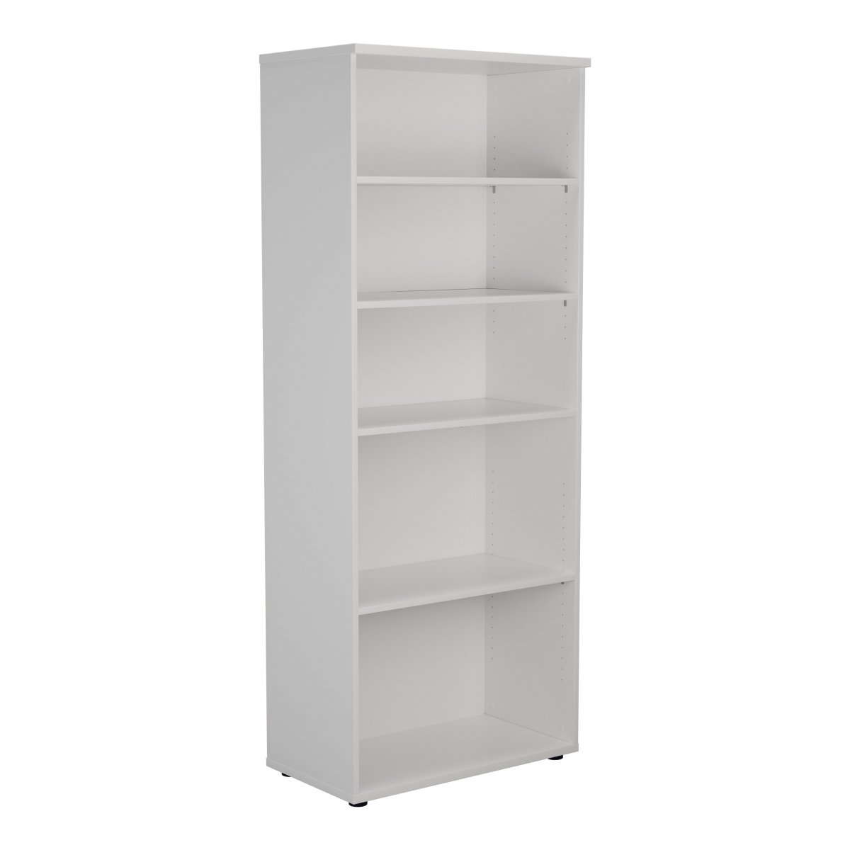 2000 Wooden Bookcase (450mm Deep) White