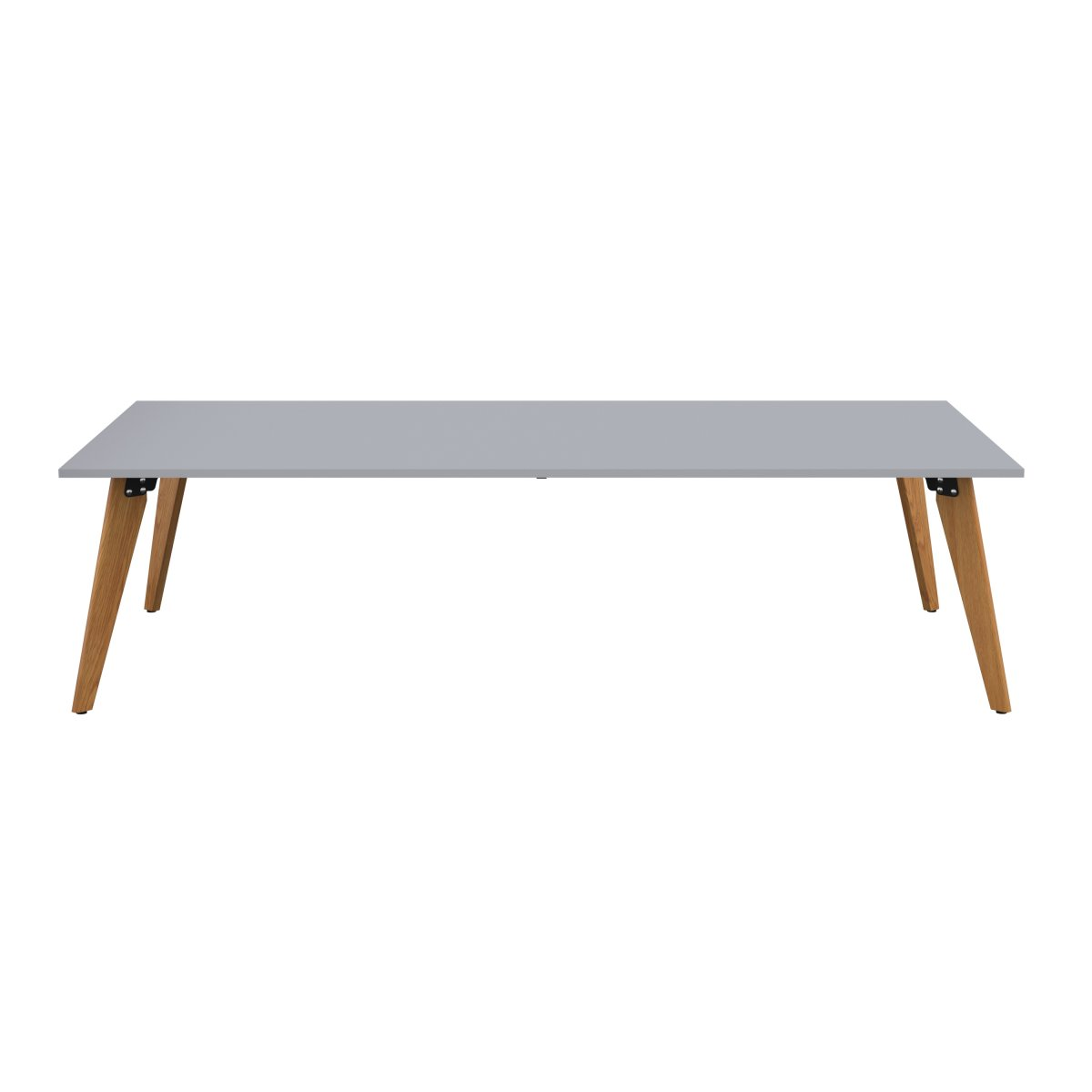 Plateau Square Table Grey 2800 X 1400 X 740H