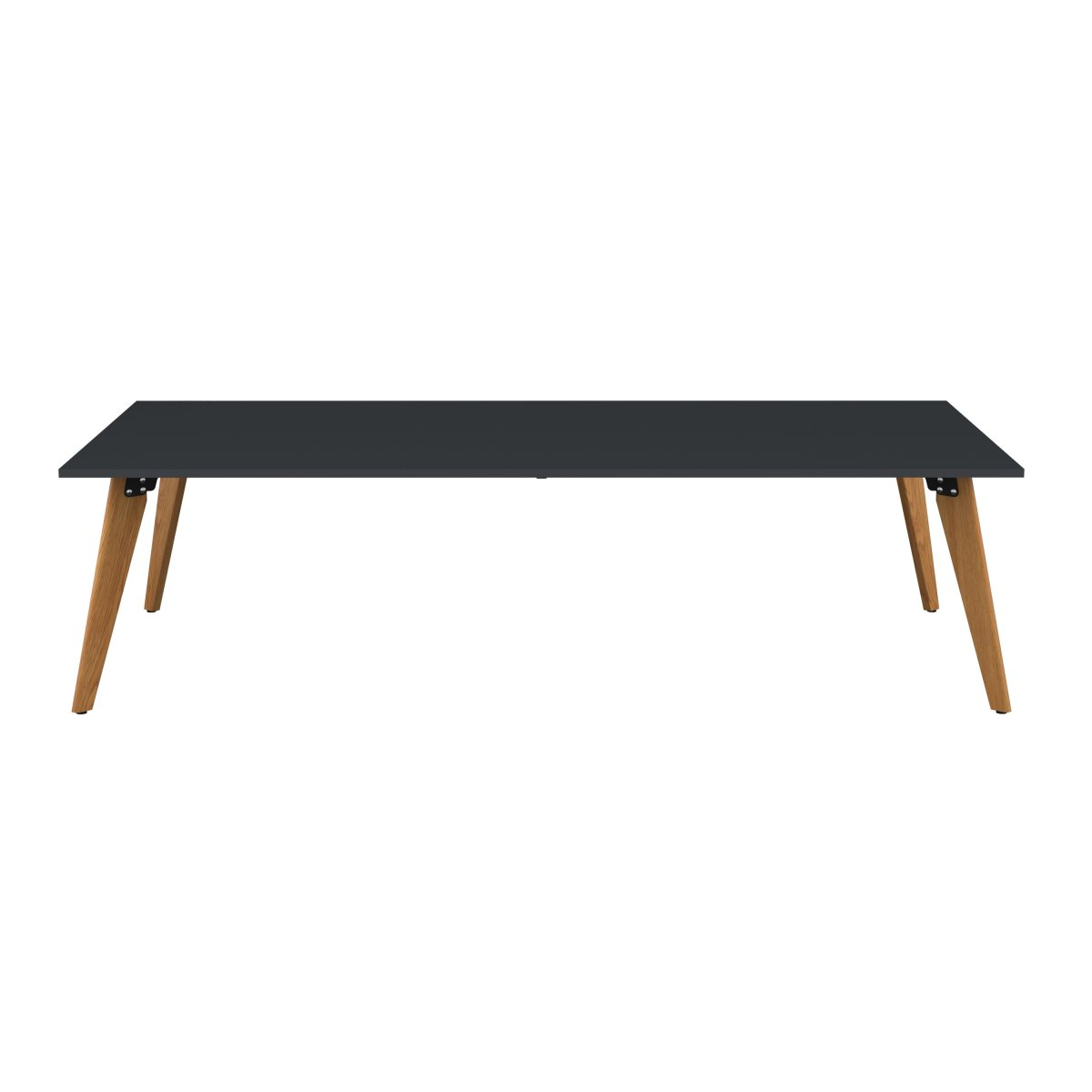 Plateau Square Table Anthracite 2800 X 1400 X 740H