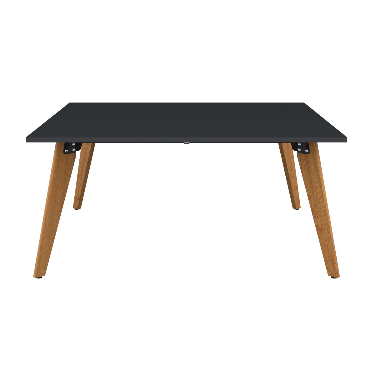 Plateau Square Table Anthracite 1600 X 1600 X 740H