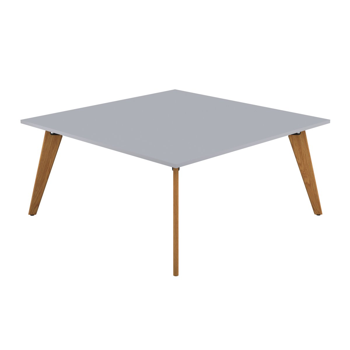 Plateau Square Table Grey 1600 X 1600 X 740H